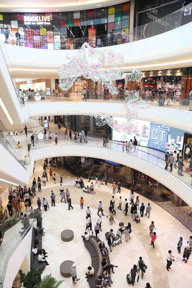 韩国第二家购物主题中心Star Field即将开业