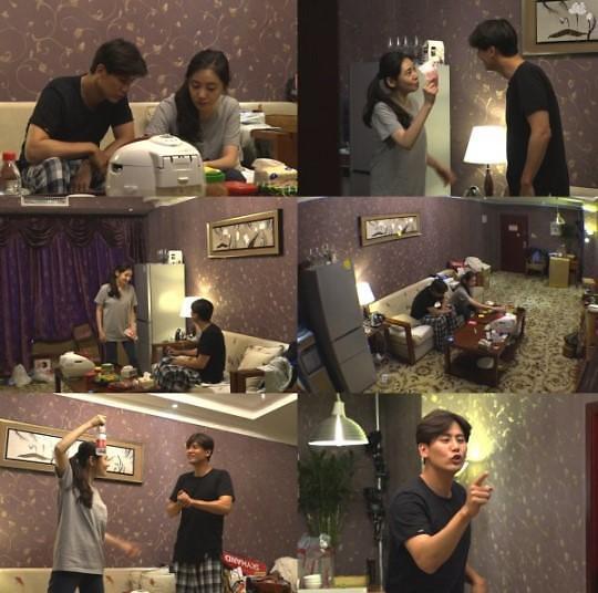 《同床异梦2》预告 秋瓷炫变老师教于晓光韩语