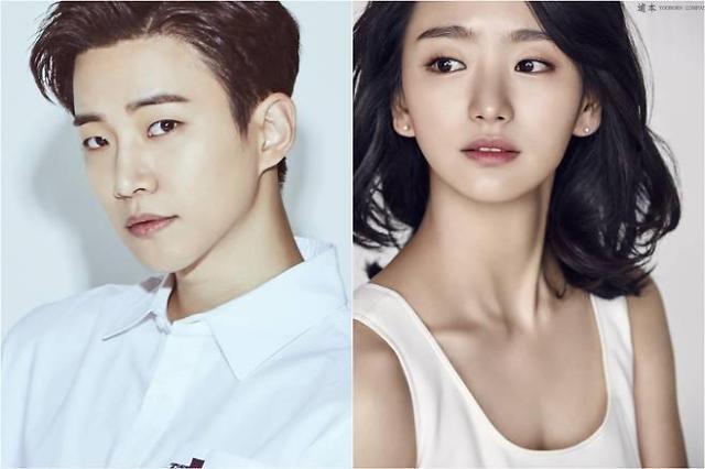 2PM李俊昊出演JTBC全新金土剧 与新人女演员元珍儿搭戏
