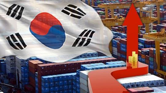 二季度韩国出口增长近17% 增幅居主要出口国和地区之首