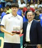 '아시아컵 베스트5' 오세근의 위엄, 국내 이어 亞 무대도 접수