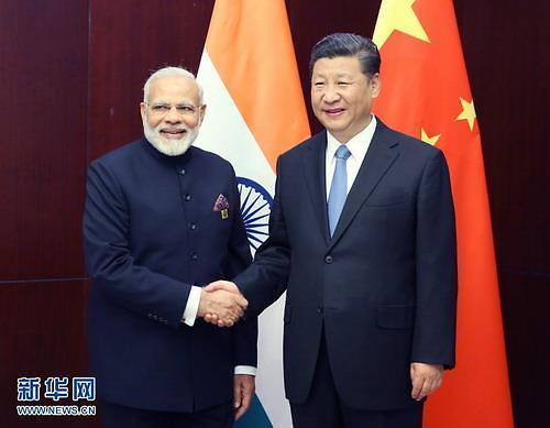 '유화 제스처' 보낸 인도... 중국 인도 국경분쟁 '돌파구' 찾을까