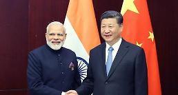 '유화 제스처 보낸 인도... 중국 인도 국경분쟁 돌파구 찾을까
