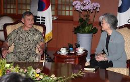 US commander supports diplomacy over military: Yonhap