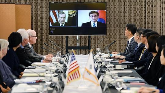 韩美联委会会议结束 双方未就FTA协商取得进展