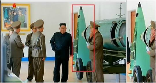 朝鲜开发出扩散弹 可突破爱国者导弹拦截