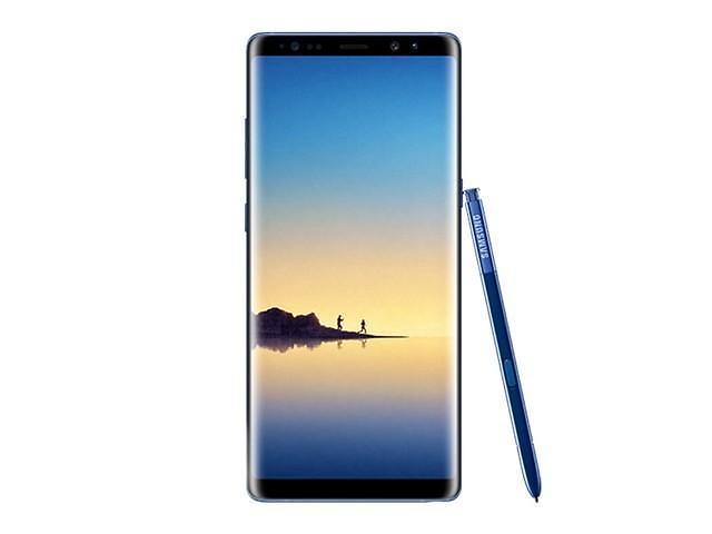 三星年度重磅旗舰手机Galaxy Note8揭开面纱 S-Pen后置双摄等功能惊艳