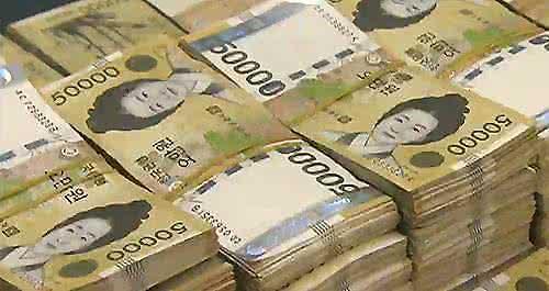 韩家庭债务创新高 同比增势稍减仍猛