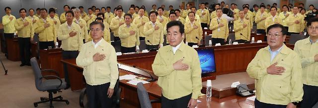 정부 한미공조 속 북핵 해결하고 北과 대화 재개 노력도 지속