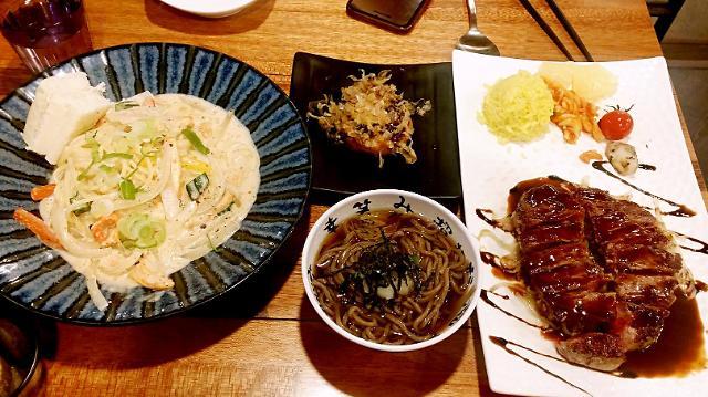 [AJU VIDEO] 在韩国吃日本料理~味道?哎!