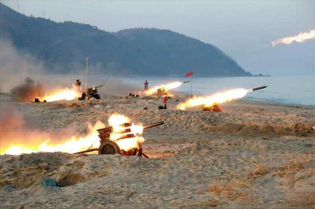 朝鲜发射飞行物或为反对韩美军演  重启对话仍有希望