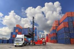 .去年全球贸易占有率 韩国出口占4%进口占3%.