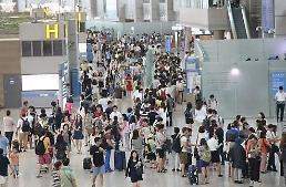 .萨德和朝鲜核威胁困扰韩国 今年旅游收支赤字或创历史新高.