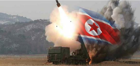 韩军:朝鲜26日所射飞行物系短程弹道导弹
