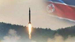 .朝鲜从平壤顺安一带朝东部海域发射飞行物.