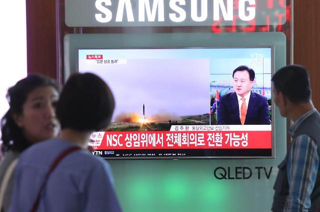 韩政府高层:美国不会未经韩国同意对朝动武