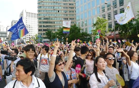 同性婚姻合法,在韩国还有多远?