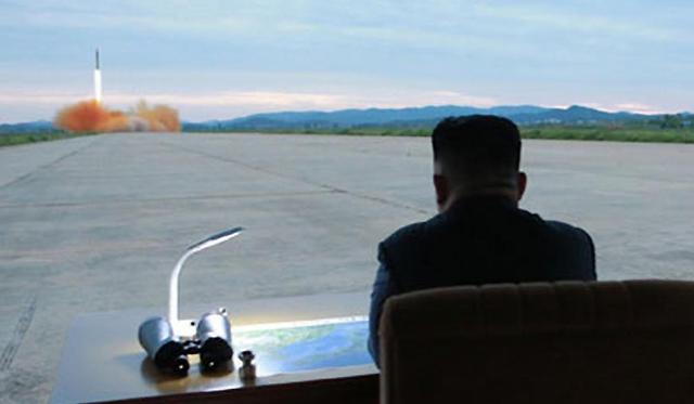 联合国安理会发表主席声明谴责朝鲜挑衅 金正恩指示今后再多射导弹