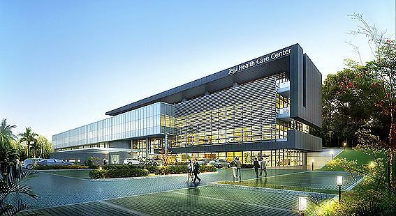 韩国首家外资盈利性医院有望下月在济州岛开业