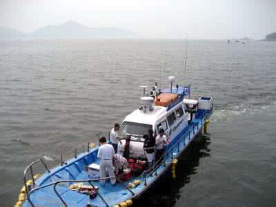 韩中拟共建联合打击非法捕捞系统
