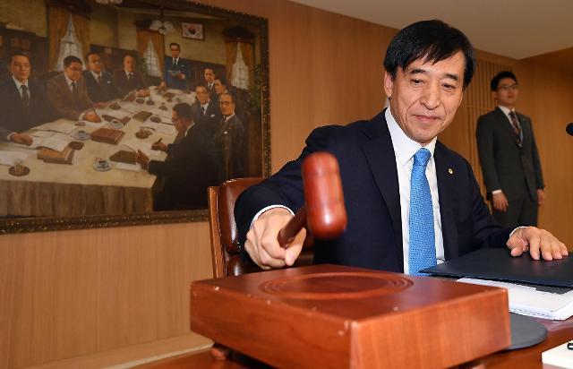 <快讯>韩央行维持基准利率1.25%不变