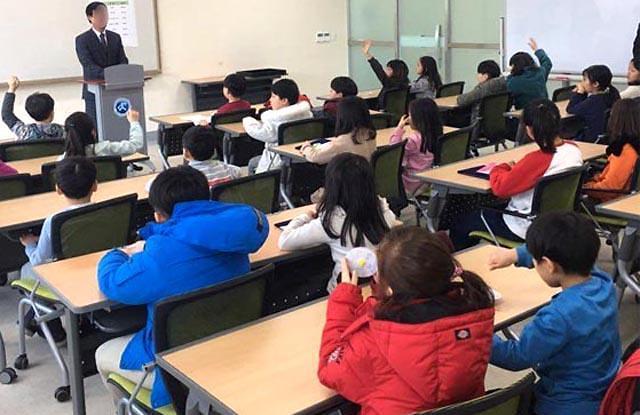 韩国跨国家庭学生人数首超十万