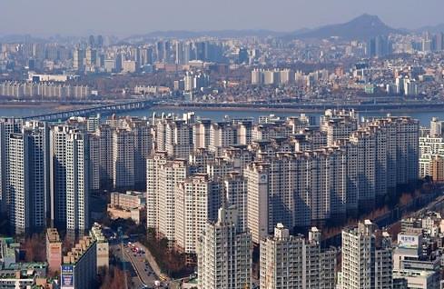 韩2016年公寓破1千万户创新高
