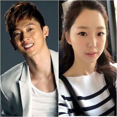 传韩流元祖H.O.T.张佑赫与美女主播坠爱河 曝两人在家附近约会