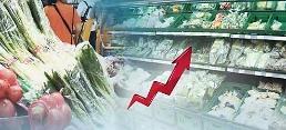 .韩8月CPI同比上涨2.6% 涨幅创五年来新高.