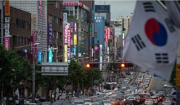 韩国今年第二季GDP增速初步核实为0.6%