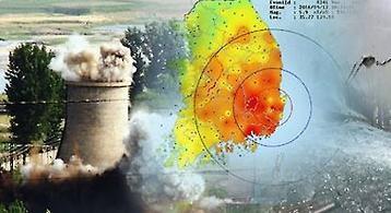 韩气象厅称朝今人工地震威力为去年核试五六倍
