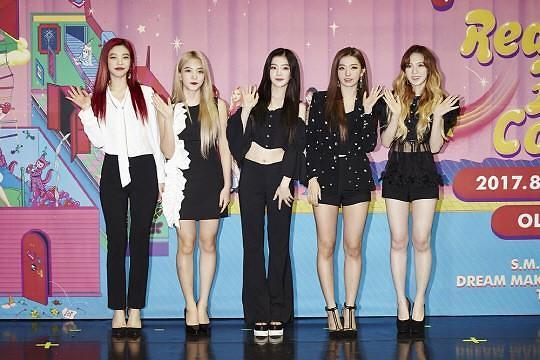 Red Velvet关注儿童福利事业 被授予首尔特别市长大奖