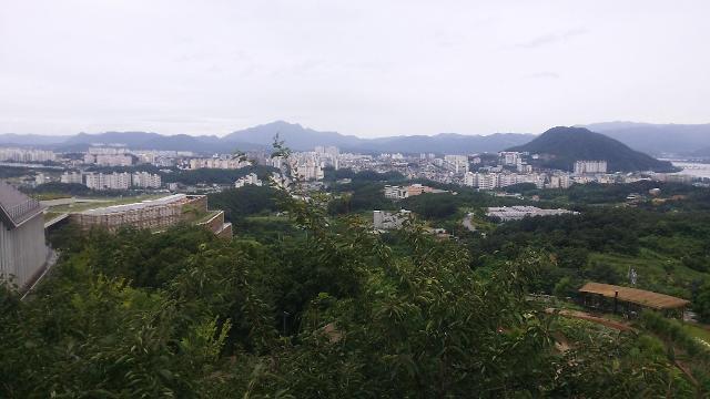 [AJU VIDEO] 俯瞰春川市