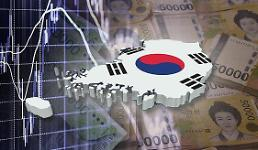 .韩国经济复苏势头较弱 二季度经济增长率居OECD下游.
