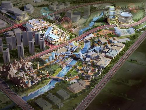 为韩流成长添动力 希杰在高阳建设文化内容园区