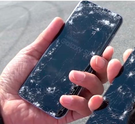 三星电子担忧电池起火 维修edge屏幕需一同更换电池