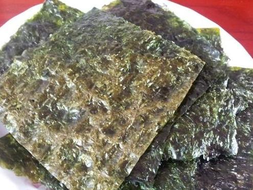 韩紫菜出口创新高 今年前8月超去年全年