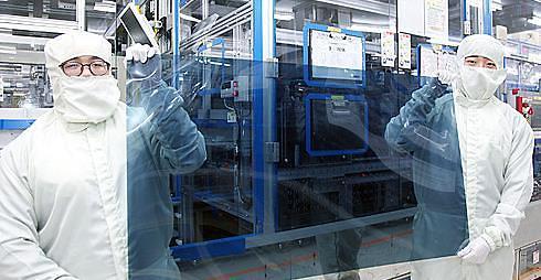 下半年LCD价格出现跌势 三星LG转战OLED领域