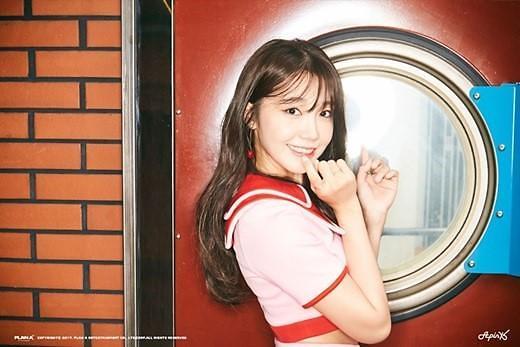 Apink郑恩地9日携新曲《守护天使》回归
