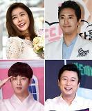 .金希澈朴素珍加盟综艺《我女儿的男人们》主持阵容.