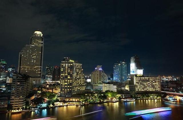 [AJU VIDEO] 泛舟湄南河看曼谷夜景