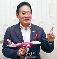 """[아주초대석] 이노우에 피치항공 사장 """"아시아의 LCC로 자리잡겠다"""""""