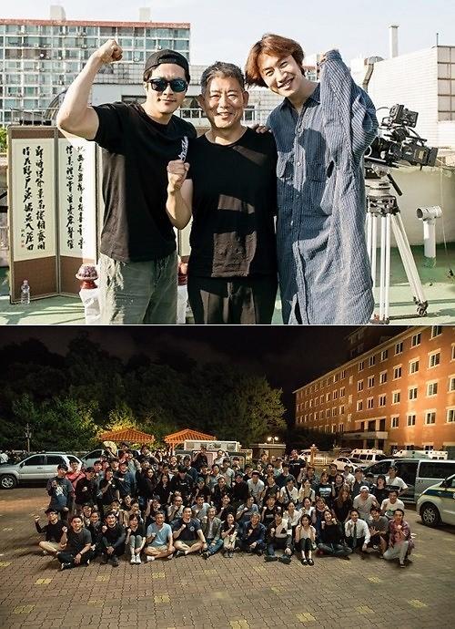 权相佑成东日李光洙主演《侦探2》杀青 预计明年上映