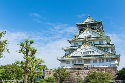 [AJU VIDEO] 在大阪城俯看大阪