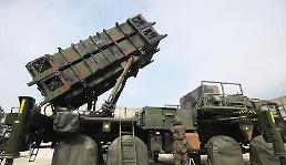 """.韩军拟将部署南部的""""爱国者""""导弹移至首都圈."""