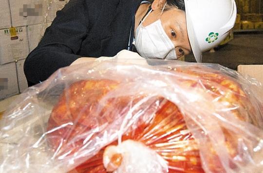 """中国""""问题食品""""端上韩国人餐桌 卫生部门将采取应对措施"""