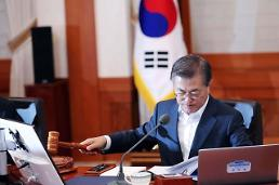 .President Moon named winner of Atlantic Council award.
