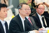 미래형 첨단소재 R&D·대산 유화단지에 10조 '통큰 투자' 약속