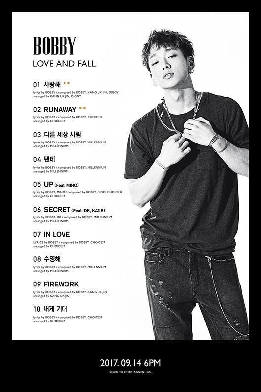 "Bobby发首张个人正规专辑 ""Rap怪物""展现反转魅力"