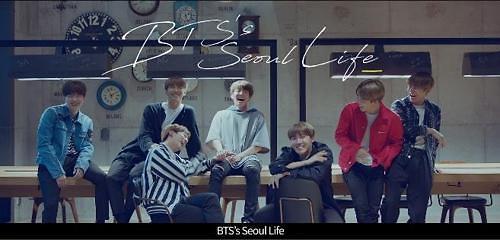 男团BTS拍摄宣传片向全球推介首尔游